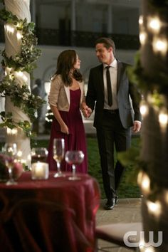 Beauty and the Beast -- Bridesmaid Up! -- Pictured (L-R): Kristin Kreuk as Catherine and Jay Ryan as Vincent -- Photo: Sven Frenzel/The CW  Image Number: BB108a_0275.jpg --  2012 The CW Network, LLC. All rights reserved.