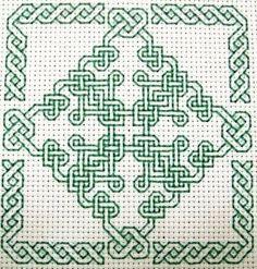 manualidades.facilisimo.com, BLACKWORK-esquemas Celtic