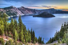 Crater Lake (Estados Unidos)