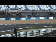 Kimi Pre Season Testing