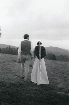 Zuzanka a Jeník - Svatební foto Novohradské hory (93) Julie, Weddings, Couple Photos, Couples, Photography, Virginia, Couple Shots, Photograph, Wedding