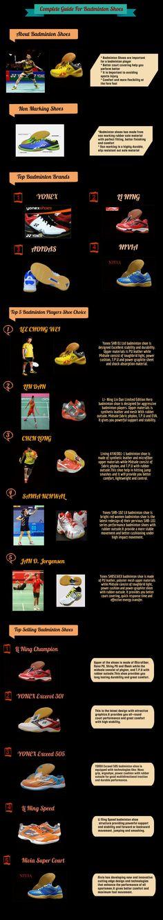 guía completa para los zapatos de bádminton