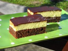 Hungarian Cake, Hungarian Recipes, Turkish Recipes, Baking Recipes, Cookie Recipes, Dessert Recipes, Sweet Cookies, Cake Bars, Eat Pray Love