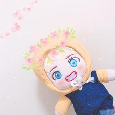 오구오구하우스さんはInstagramを利用しています:「[#태형인형] you're little my cupcake..baby's teeny-weeny boy. . . 🦄🦄🦄🦄🦄 #l4l#f4f#fff#instagood#lfl #btsdoll#bts#btsdollstargram…」