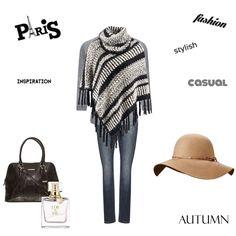 urban style cold autumn days