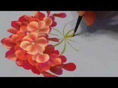 HOJAS - LEAVES ( PINTURA MULTICARGA - ( PINTURA DECORATIVA- DECORATIVE PAINTING) - YouTube
