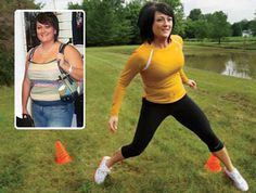 Weight loss success stories: 62 Before-and-After Pics