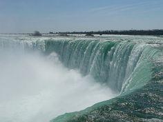 Canadian Side of Niagara Falls by Viator.com, via Flickr