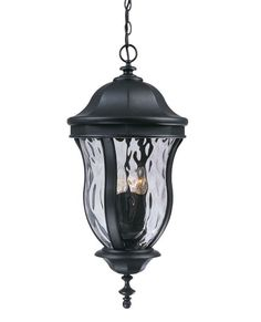 Savoy House KP-5-306 4 Light Outdoor Pendant from the Monticello Collection