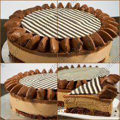 DiSceeee......Zioooo! È tanto che non ci fai una torta come si deve.... È vero! Effettivamente negli ultimi tempi piuttosto che fare cose...