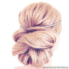 "Melissa Ivy on Instagram: ""Princess For The Day! #hairloveandmakeup #day83 #365daystogreatness #weddinghair #prom2k15 #sharonblain #promupdos2015 #americansalon #modernsalon #behindthechair #beautylaunchpad #hairbrained #hotonbeauty #hairinspiration ##hairenvy #bridalhair #bridesmaidhair #chignon #classichair #hairup #upstyle #confessionsofahairstylist #lalasupdos #1000orbust #vegas_nay #bohobride #samvilla #instabraid #hrvahairartistry"""