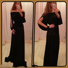 New Sexy Women Off Shoulder Prom Ball Formal Cocktail Party Evening Long Dress  #Unbranded #StretchBodycon #Cocktail