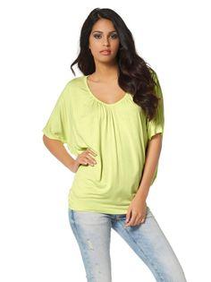 Camiseta mujer manga corta con encaje LAURA SCOTT Moderna y femenina, así es esta camiseta de la marca LAURA SCOTT para mujer. Camiseta de manga corta y pro