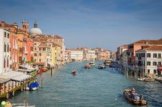 Canale Grande, Venetia Grand Canal, Italia
