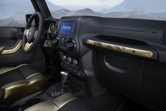 2014 Jeep Wrangler Drangon