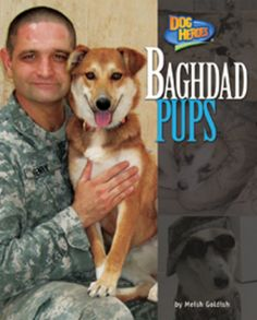 True stories about dogs & the military.  (J 956.7 G; Level W)