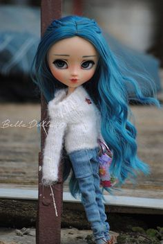 RESERVED for Martine. Cyrielle : Pullip por BellaDollaCreations