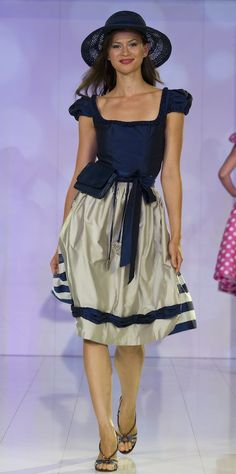 This is one of my dirndls