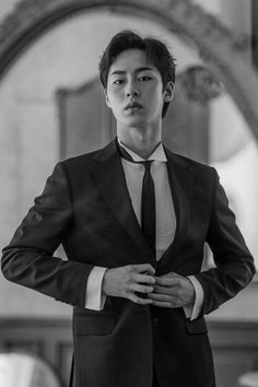 Korean Male Actors, Asian Actors, Korean Celebrities, Drama Korea, Korean Drama, Nam Joohyuk, Korean Face, Park Min Young, Bae