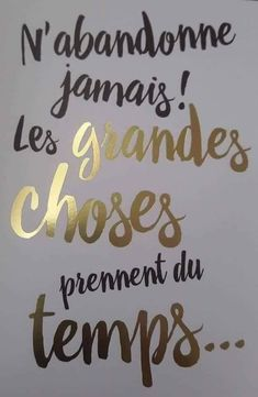 Discover recipes, home ideas, style inspiration and other ideas to try. Positive Mind, Positive Attitude, Positive Vibes, Positive Quotes, Motivational Quotes, Inspirational Quotes, French Quotes, English Quotes, Quote Citation