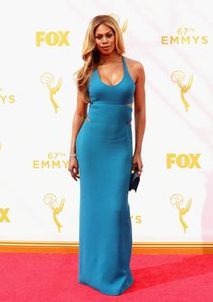 Pin for Later: Seht alle TV-Stars bei den Emmy Awards Laverne Cox