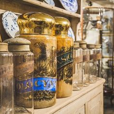 Apothecary Jars - The Hoarde