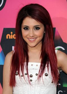 Beautiful eyes Ariana Grande
