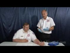 ▶ Burns - First Aid - YouTube