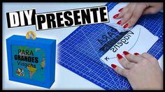 DIY COFRE DOS SONHOS - PRESENTE AMIGO SECRETO DIY - ESPECIAL NATAL #7