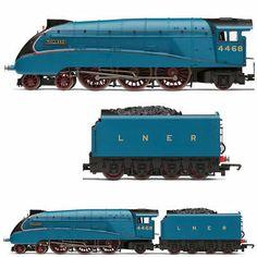 Diesel Locomotive, Steam Locomotive, Mallard Train, Paper Train, Rail Train, British Rail, Thomas The Tank, Rolling Stock, Model Train Layouts