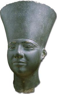 Head of a statue of Userkaf