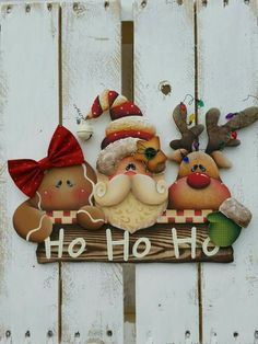 Christmas Wood Crafts, Christmas Signs, Country Christmas, Christmas Art, Christmas Projects, Holiday Crafts, Christmas Decorations, Christmas Ornaments, Christmas Friends