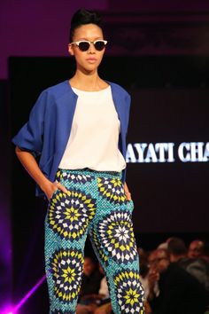 BLACK FASHION WEEK - Défilé HAYATI CHAYEHOI
