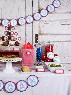 Are you hosting a baseball party? Get ideas and recipes for the best party ever.
