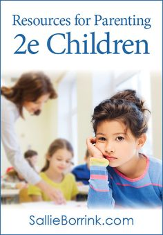 Do you have a twice-exceptional or 2e child? If so, you will want to check out this extensive list of resources focused on parenting 2e children.