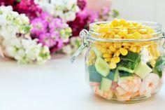 Delicious & Gluten Free: Picnic Salad Jars (Two Ways)