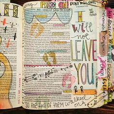 Bible Journaling 2 Kings 2, Illustrated Faith, Bible Art, Journal Inspiration, Doodles, Bullet Journal, Journaling, Bible Studies, Google Search
