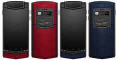 Limited Edition Vertu Ti Colors goes on sale in red and blue - AndroRat