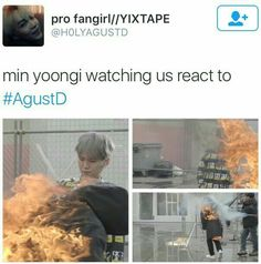 Wait they actually set someone on fire holy freaking shit