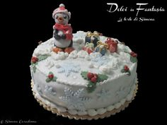 happy Christmas cake!  https://www.facebook.com/dolciinfantasia