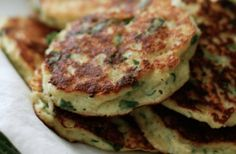 high protein snacks by Green Blender, ricotta and spinach