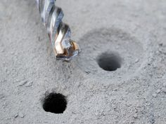 Trying to screw or nail into concrete sounds like a near-impossible task. But attaching to concrete really isn't much more difficult than fastening to wood—if you use the correct tools and specialized fasteners. These four types of fastener are specifically designed for attaching to concrete, and most can also be used in brick, stone, and concrete block as well. Before installing most concrete fasteners, you must first drill a hole using a carbide-tipped masonry bit. The quickest, easiest…