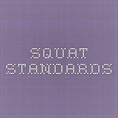 Squat Standards
