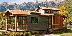 Is Living Small Right for You? People who dig the small cabin life don't often get the space to fit in everything they want. Sometimes, all it takes is a stroke of creativity and some planning. | Tiny Homes