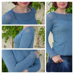 Pull fini I Cord, Champagne, Dit, Pulls, Fancy, Pullover, Knitting, Sweaters, Tops