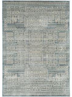 Tapis Supreme Bleu 120x170 cm