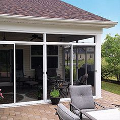 Enclosed patio kits prices do it yourself free standing screen screen room sunroom roof under existing roof solutioingenieria Images