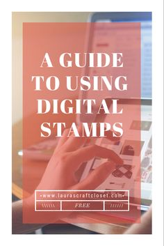 Curious about digital stamps? Check out this complete guide to learn How to Use Digital Stamps. Enjoy digis with your current supplies, without any anxiety. Card Making Ideas For Beginners, Card Making Tips, Card Making Tutorials, Card Making Techniques, What Image, Colouring Techniques, Mirror Image, Digi Stamps, Digital Image