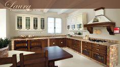 Cucine Rustiche: Cucina Laura