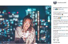 Brandon Woelfel portrait girl photography Night t Night Street Photography, Cute Photography, Creative Photography, Portrait Photography, Photography Aesthetic, Night Portrait, Portrait Poses, Creative Portraits, Creative Photos